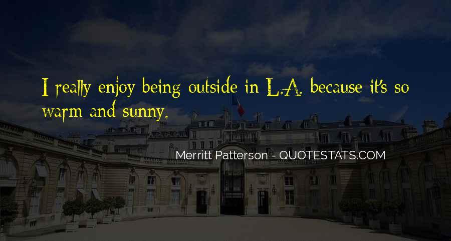 Merritt Patterson Quotes #314319