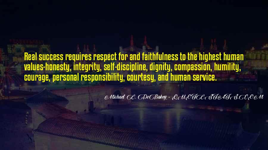 Michael E Debakey Quotes #1469265