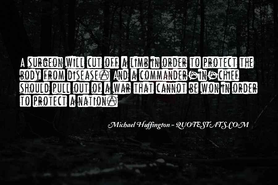 Michael Huffington Quotes #1426106