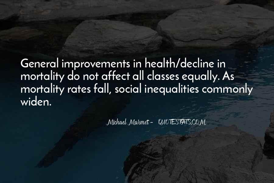 Michael Marmot Quotes #1424338