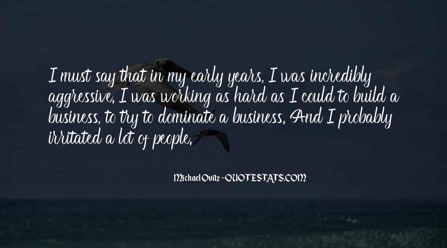 Michael Ovitz Quotes #116037