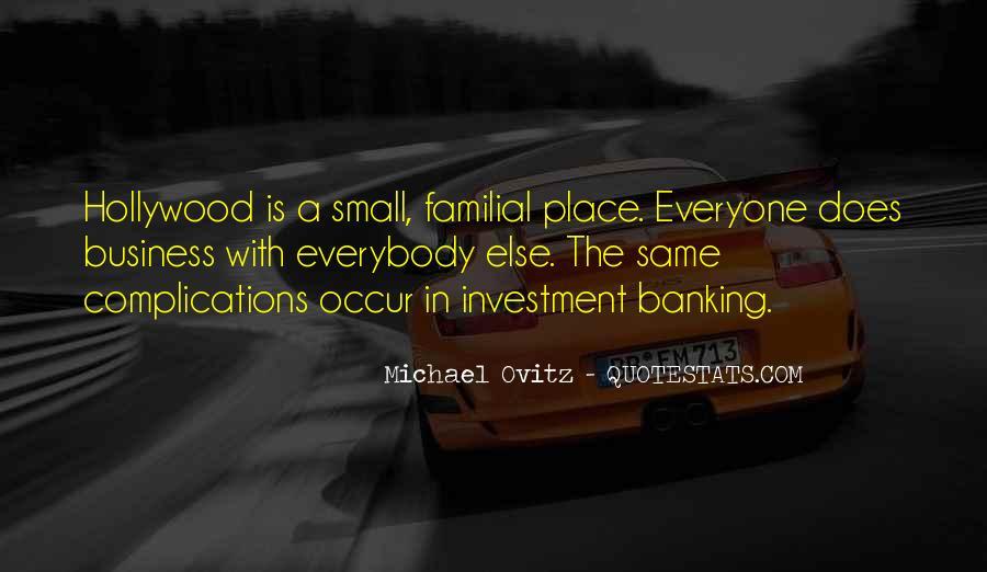 Michael Ovitz Quotes #1340832