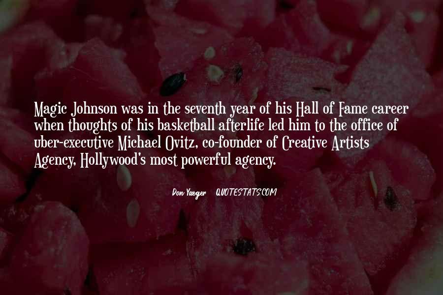 Michael Ovitz Quotes #15357