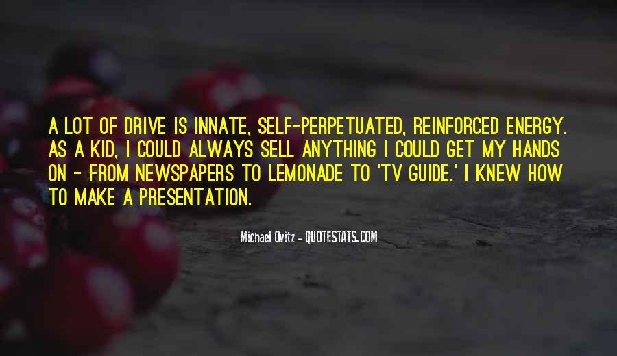 Michael Ovitz Quotes #270242
