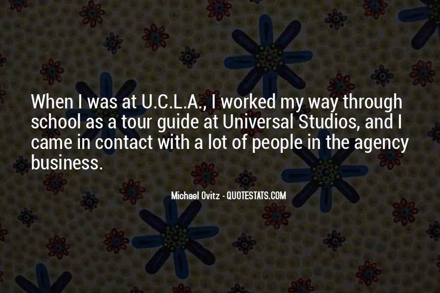 Michael Ovitz Quotes #743651