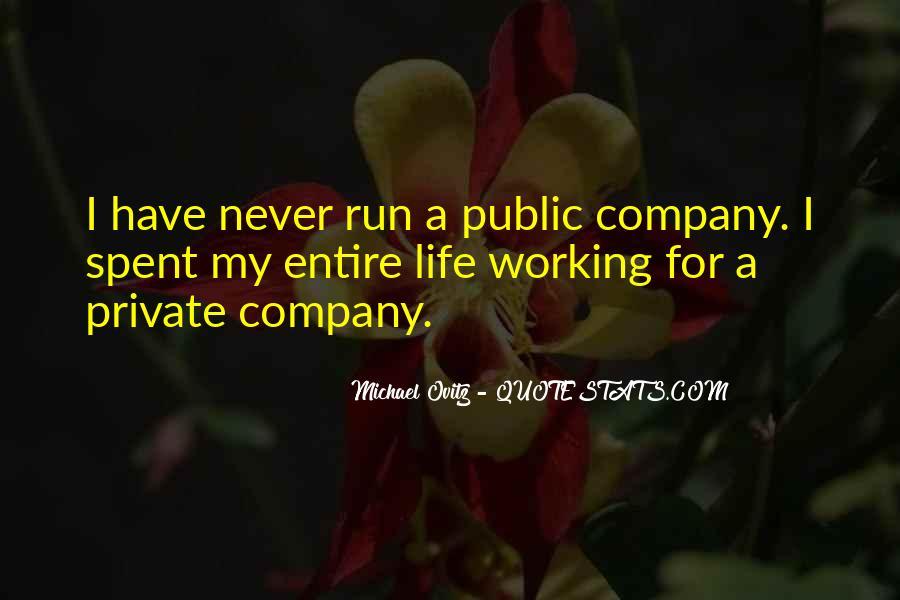 Michael Ovitz Quotes #834376