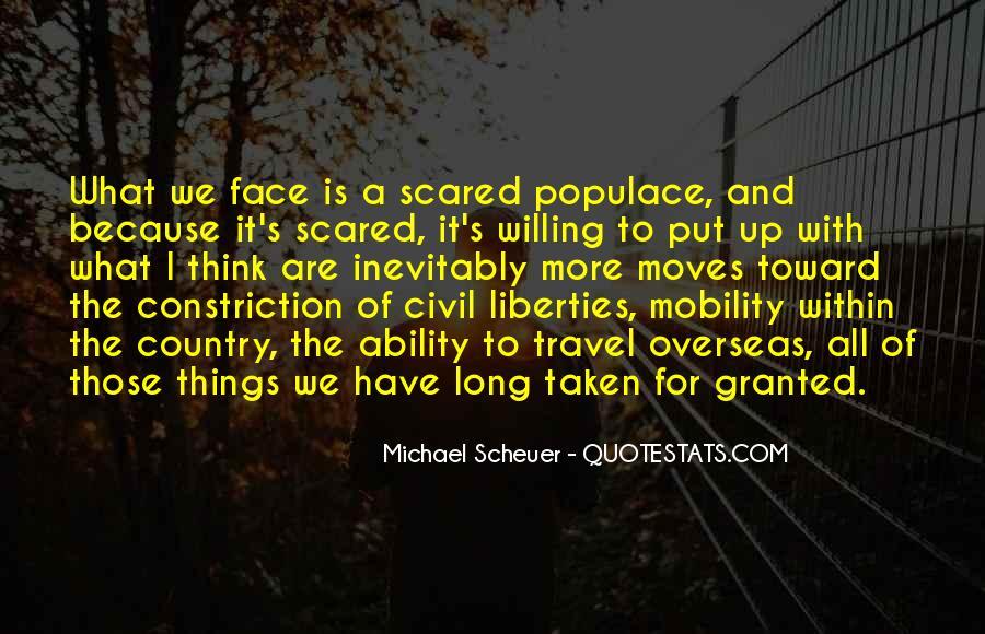 Michael Scheuer Quotes #1249120