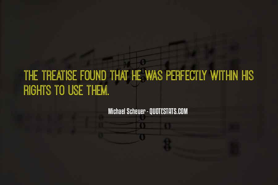 Michael Scheuer Quotes #1315566