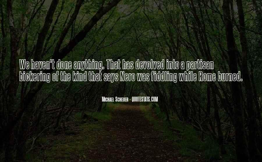 Michael Scheuer Quotes #1437565