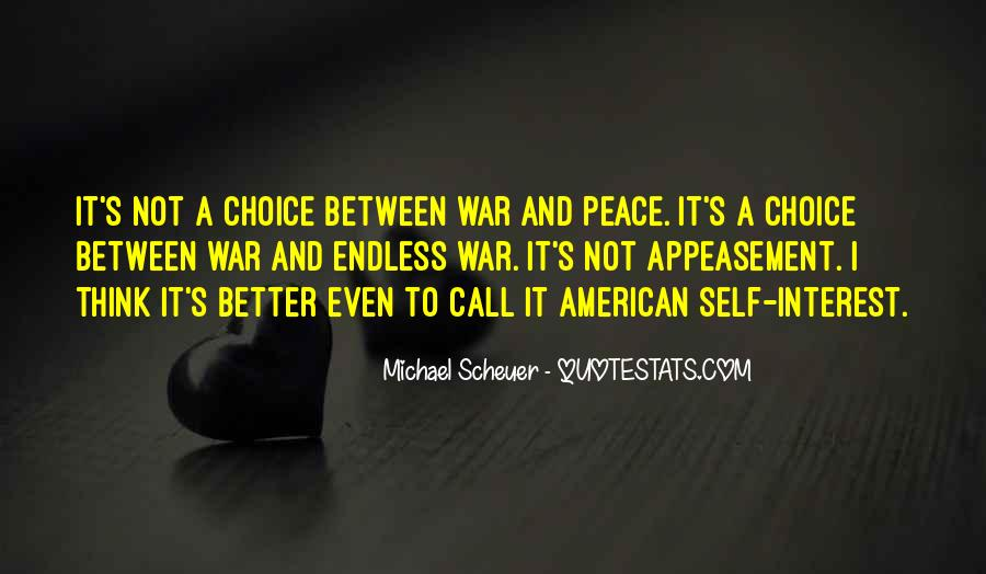 Michael Scheuer Quotes #1484534