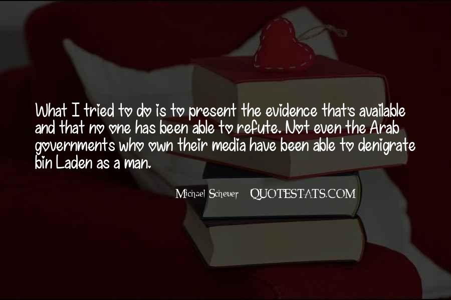 Michael Scheuer Quotes #1591929