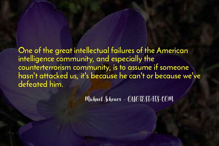 Michael Scheuer Quotes #1601704