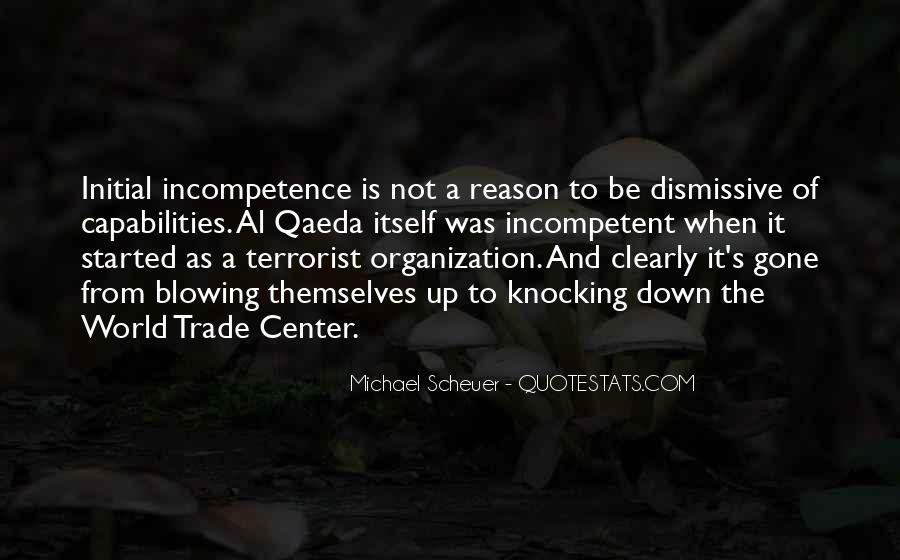 Michael Scheuer Quotes #1745901