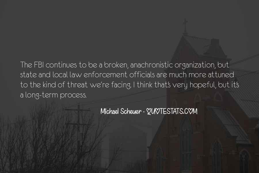 Michael Scheuer Quotes #1806401