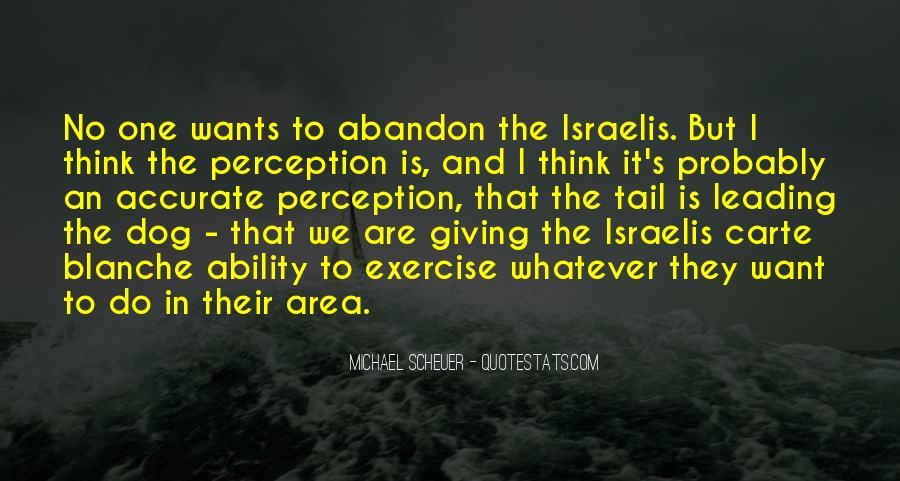 Michael Scheuer Quotes #538644