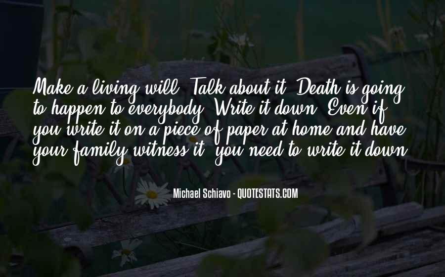Michael Schiavo Quotes #1062868