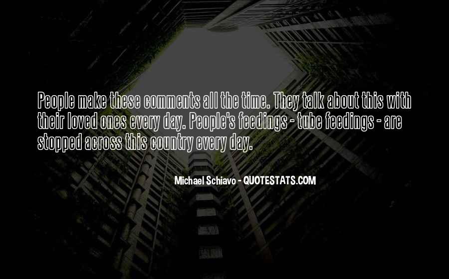 Michael Schiavo Quotes #15288