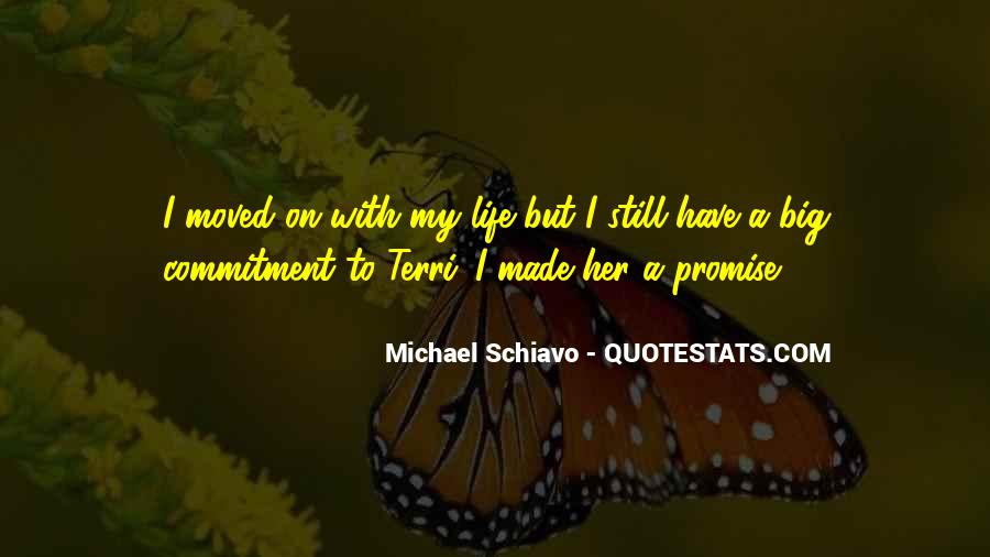 Michael Schiavo Quotes #32493