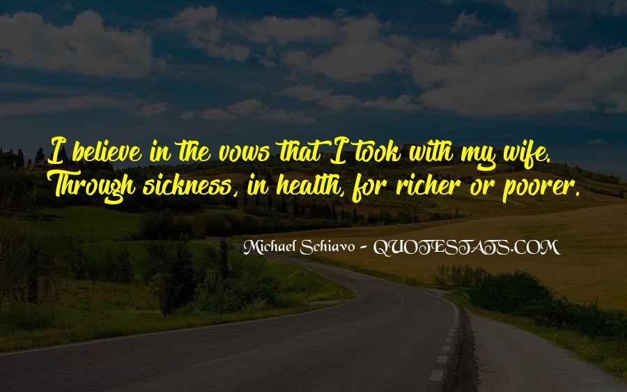Michael Schiavo Quotes #94397