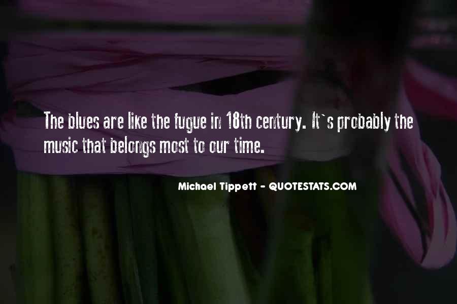 Michael Tippett Quotes #10990