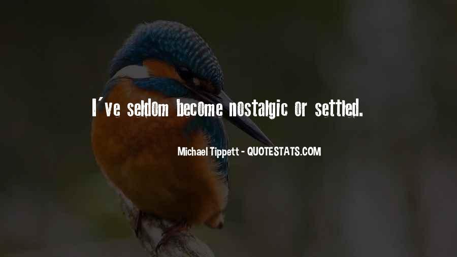 Michael Tippett Quotes #1527906