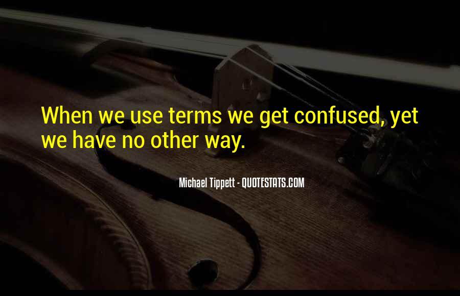Michael Tippett Quotes #1590341