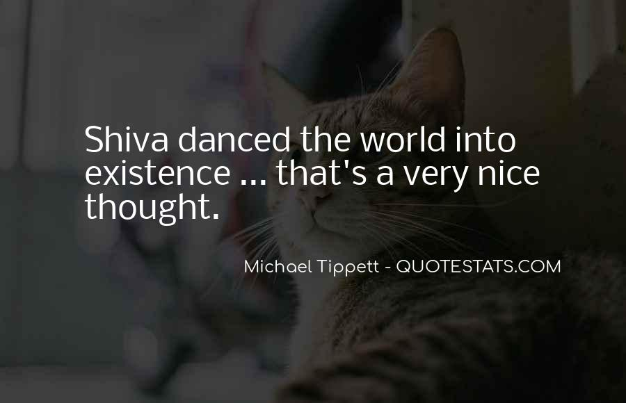 Michael Tippett Quotes #1844078