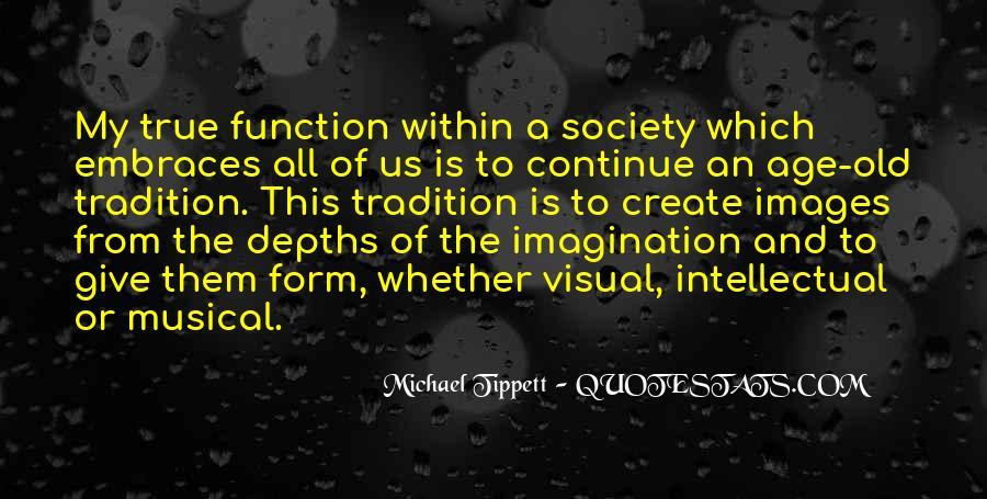 Michael Tippett Quotes #40287