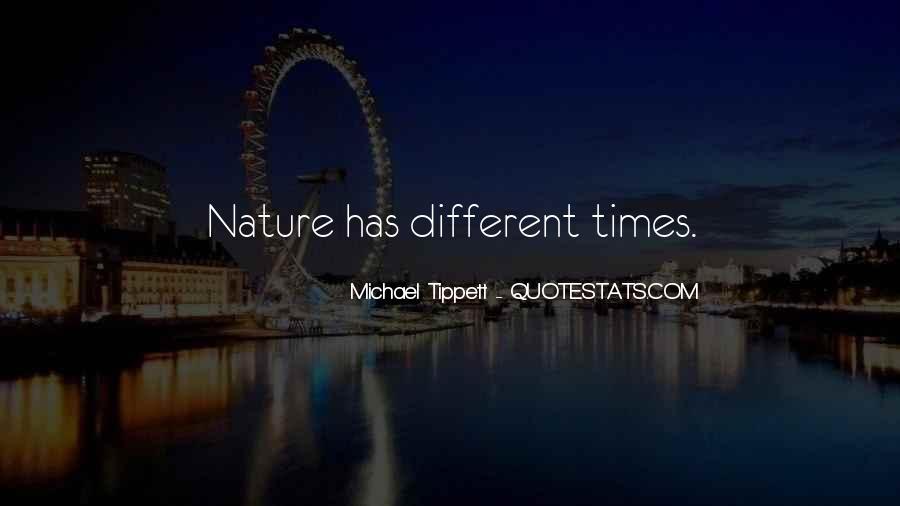 Michael Tippett Quotes #622044