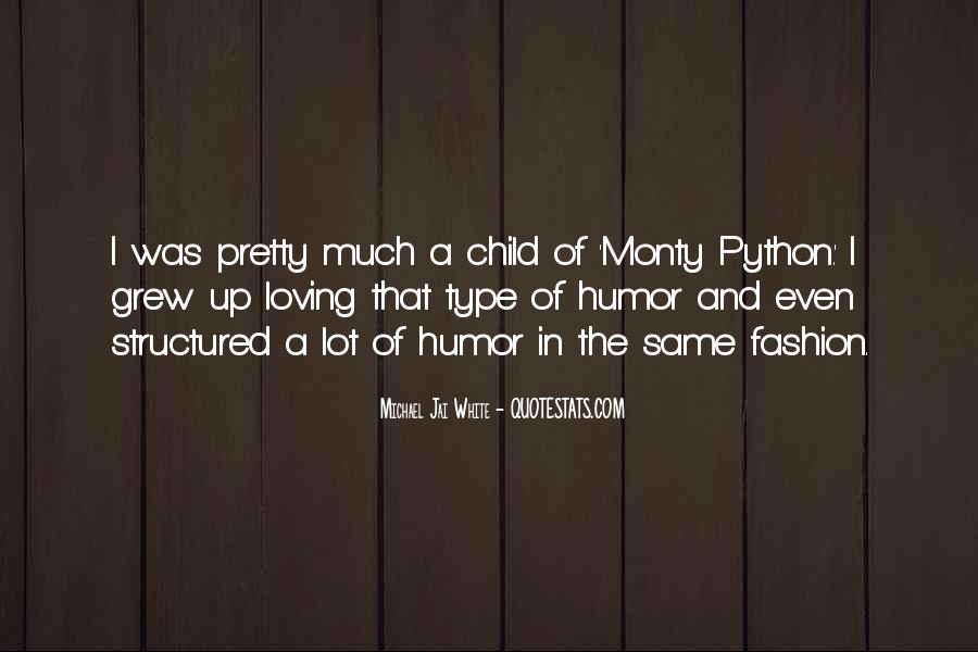 Michael White Quotes #1126283