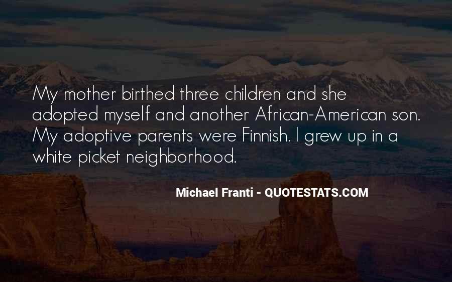 Michael White Quotes #1128731