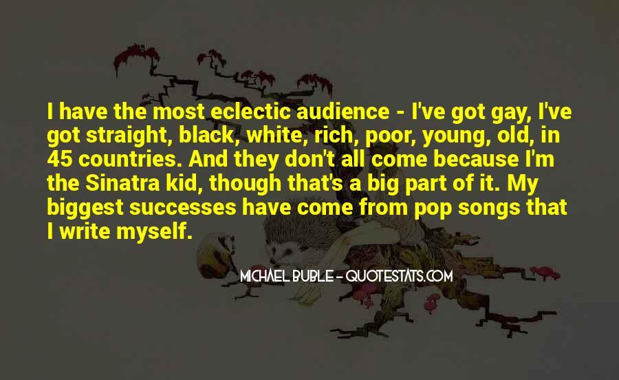 Michael White Quotes #157416