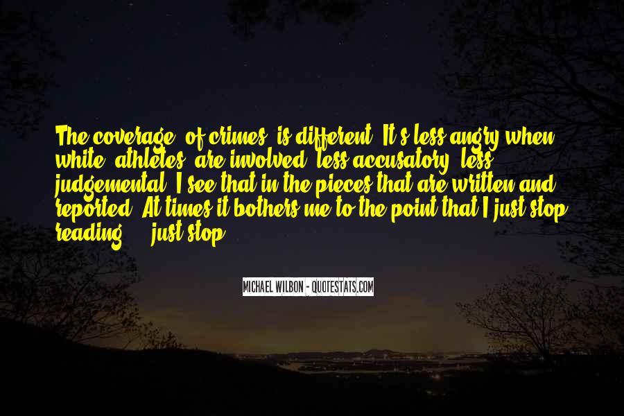 Michael White Quotes #267022