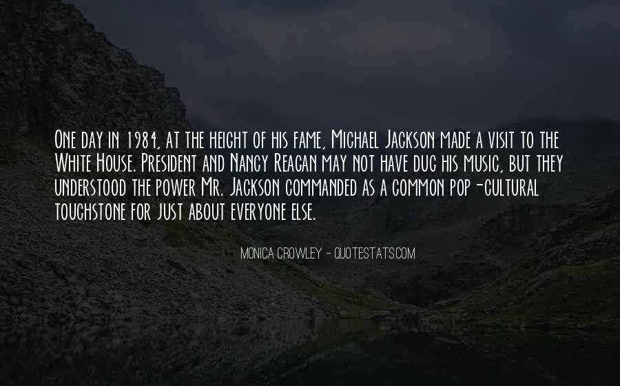 Michael White Quotes #311107