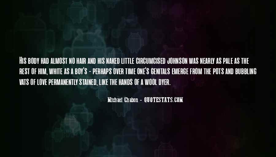 Michael White Quotes #916061