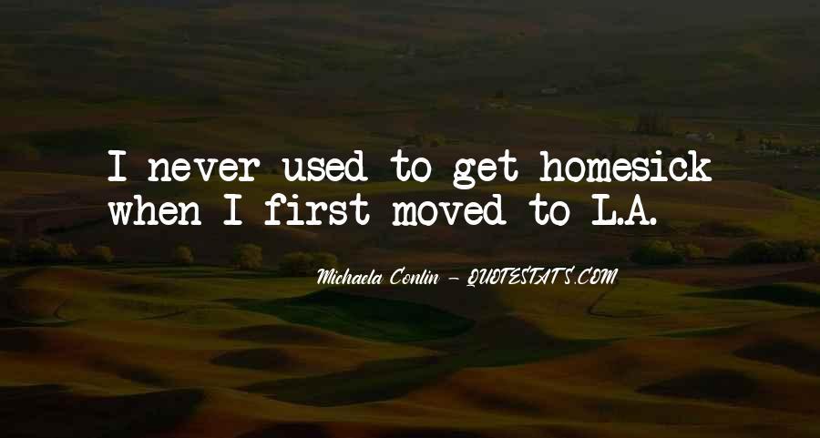 Michaela Conlin Quotes #1269326