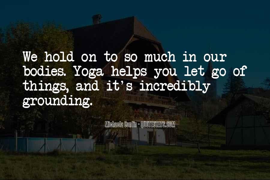 Michaela Conlin Quotes #1544474