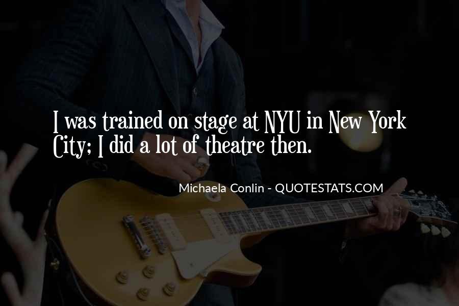 Michaela Conlin Quotes #515620