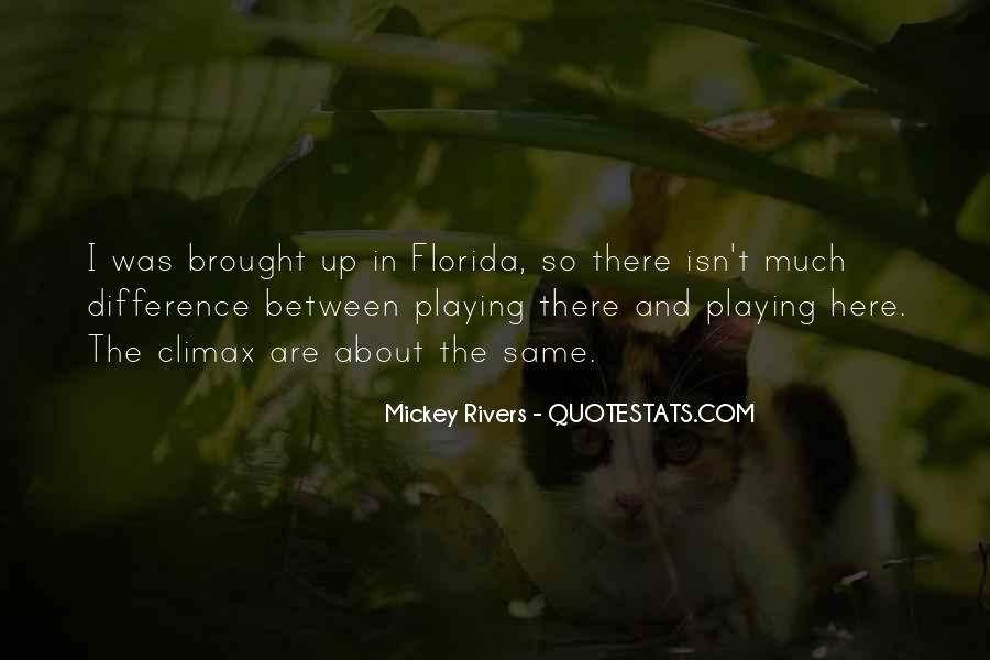 Mickey Rivers Quotes #1599234