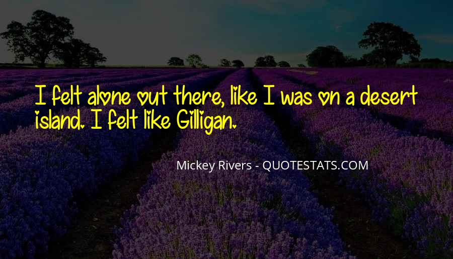 Mickey Rivers Quotes #887503
