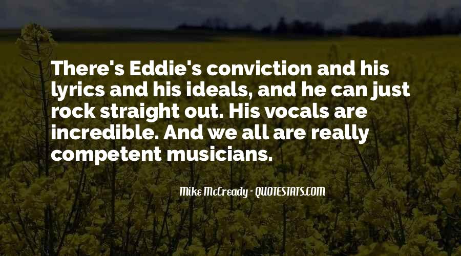 Mike Mccready Quotes #1526326