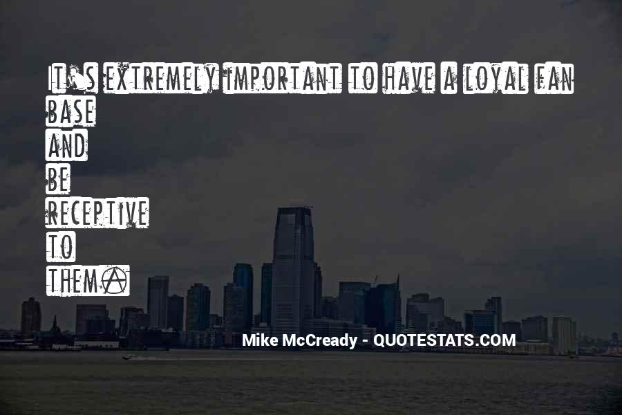 Mike Mccready Quotes #843666