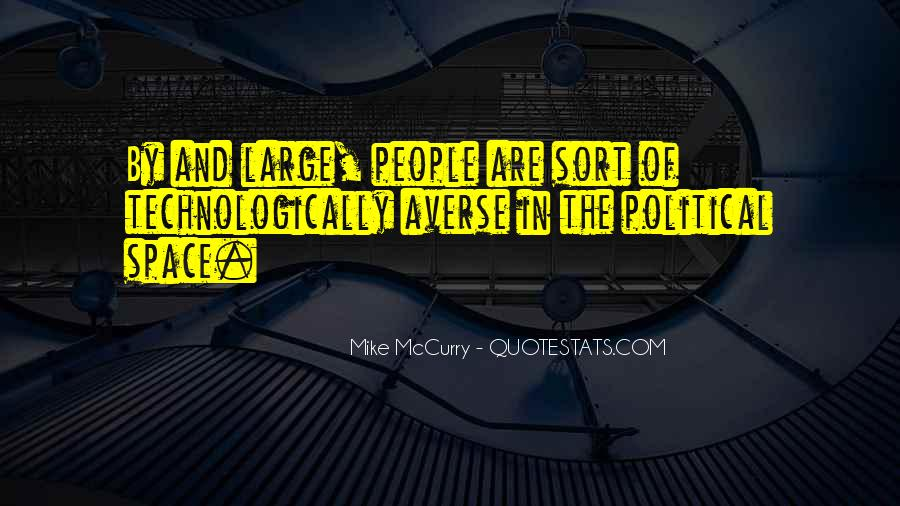 Mike Mccurry Quotes #1280330