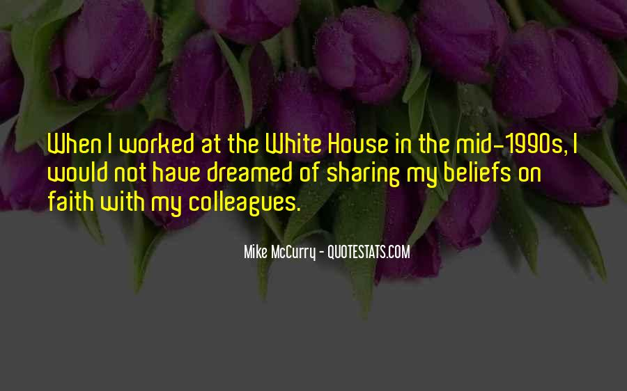 Mike Mccurry Quotes #345758