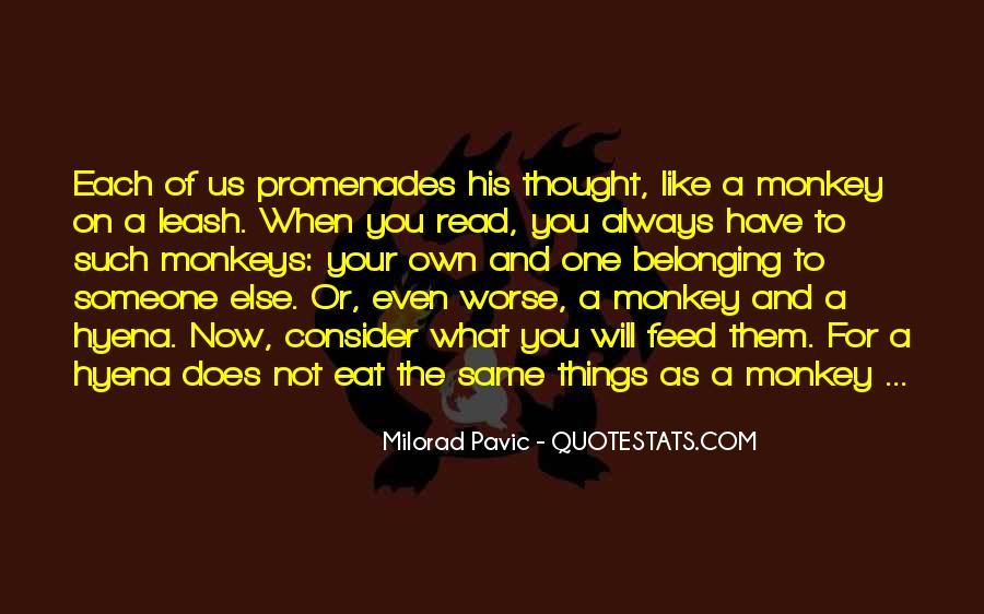 Milorad Pavic Quotes #1186894