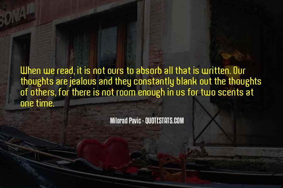 Milorad Pavic Quotes #195476