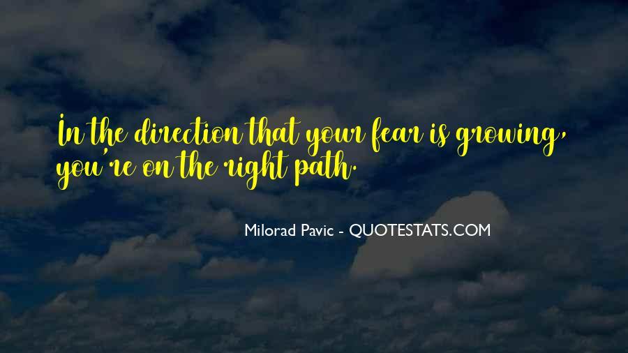Milorad Pavic Quotes #72348