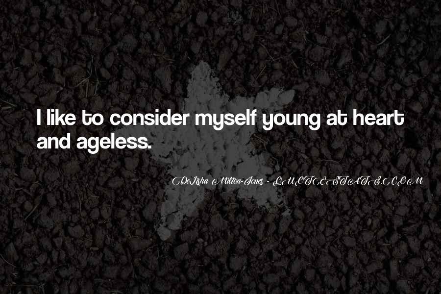 Milton Jones Quotes #1239832