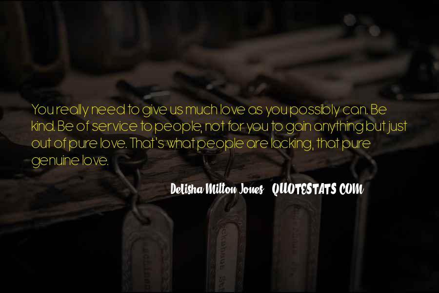 Milton Jones Quotes #1877567