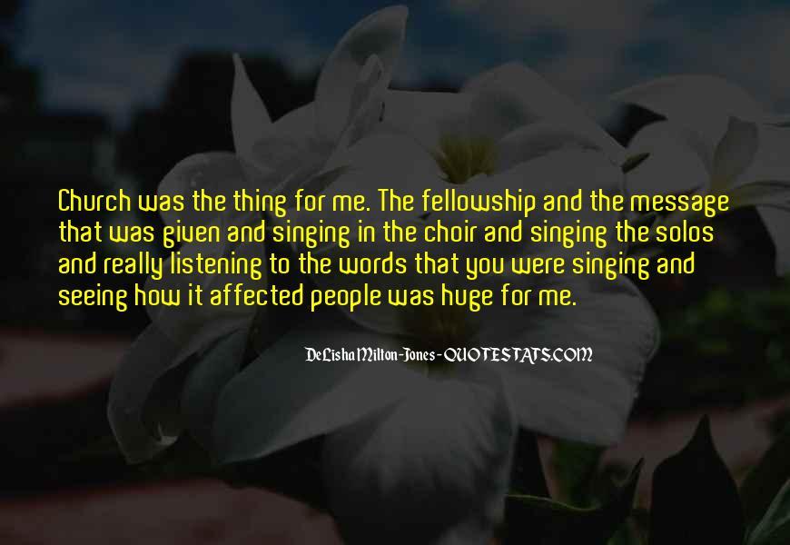 Milton Jones Quotes #313299